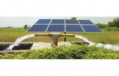 Solar Water Pump by Asansol Solar And LED House