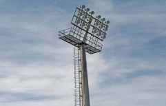 Stadium Lighting Pole by J. K. Poles & Pipes Co.