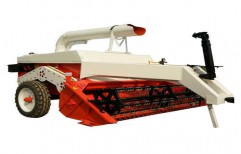 Straw Reaper by Raman Machinery Stores