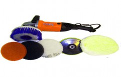 Toilet Cleaning Machine Mini Hand Scrubber by NACS India