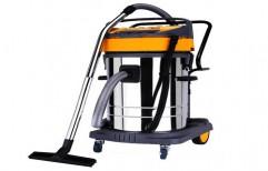 Triple Motor Vacuum Cleaner by NACS India