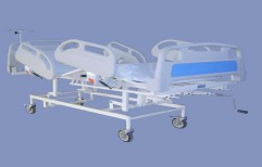 ICU SS Bed by Goodhealth Inc.