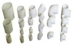 UPVC Pipe Fittings by Oberoi Impex Private Limited