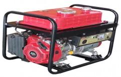 Portable Petrol Generator by Rudra Power