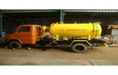 Sewage Suction Truck by U S Enterprises