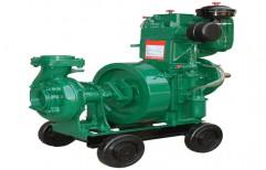 Diesel Engine Pump Sets by Rudra Power