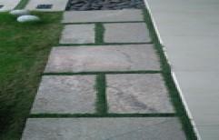 Garden Stone by Rich Stone Art