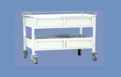 Medicine Trolley by Goodhealth Inc.