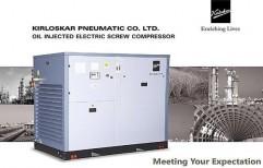 Kirloskar Screw Compressors by Nikhil Technochem Private Limited