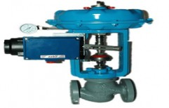 CV Pneumatic Intelligent Control Valve by Oberoi Impex Private Limited