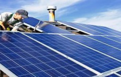 On Grid Solar Panel Installation Service by Global Technology