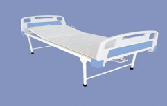 Plain Attendant Bed by Goodhealth Inc.