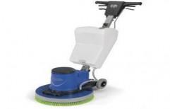 Scrubbing machine by Kamal Enterprises