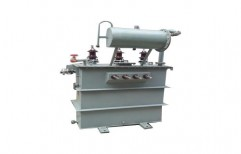 Oil Cooled Transformer by Rudra Power