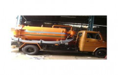 Sewer Cleaning Suction Truck by U S Enterprises