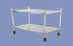 Instruments Trolley by Goodhealth Inc.