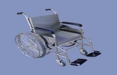 Non Folding Wheel Chair by Goodhealth Inc.