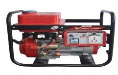 Petrol Generator by Rudra Power