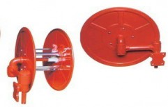 Swinging Hose Reel with Nozzle by Oberoi Impex Private Limited