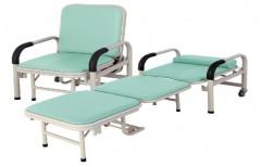 Attendant Bed Cum Chair by Goodhealth Inc.