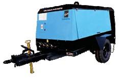 Kirloskar Portable Trolley Mounted Screw Compressor by Nikhil Technochem Private Limited