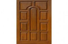 Teak Wood Door by Deccan Doors