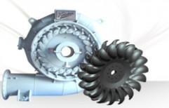 Francis Turbines by Kirloskar Oil Engine