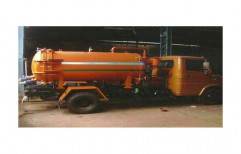Vacuum Sewage Suction Truck by U S Enterprises
