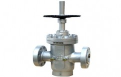 Cast Steel Through Conduit Slab Gate Valve by Oberoi Impex Private Limited