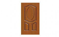 Designer Wooden Door by Ekta Hardware