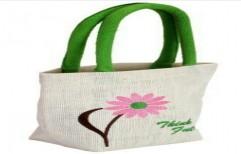 Jute Tiffin Bag by M.S. Enterprises