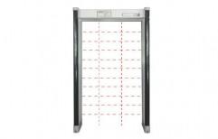 ABROL Multi Zone Door Frame Metal Detector DFMD by Abrol Enterprises
