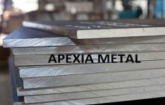 Stainless Steel Plate by Apexia Metal