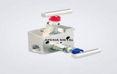 Two Way Manifold (r Type) by Apexia Metal