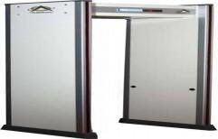 Walk Through Door Frame Metal Detector (DFMD) by Abrol Enterprises
