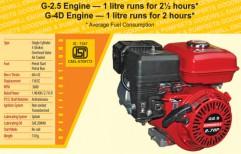 Gx-160 Petrol Engine by Maharashtra Traders