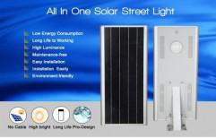 30 Watt All In One Solar Street Light by Abrol Enterprises