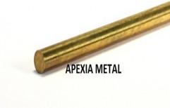 Brass Rod by Apexia Metal