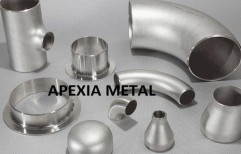 Duplex Forged Pipe Fittings by Apexia Metal