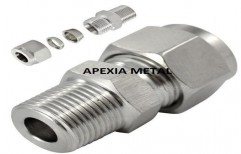 Male Connector by Apexia Metal