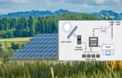 Green Sense Off Grid Solar Power Plant by Green Sense Energy Systems Pvt. Ltd.