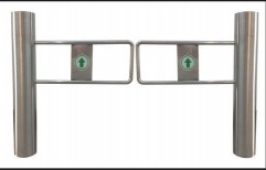 Bi Directional Turnstile Flap Barrier by Abrol Enterprises