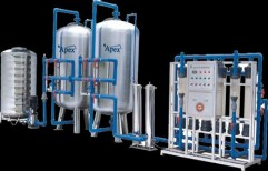 Mineral Water Plant by Apex Technology