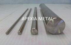 Stainless Steel 321 Round Bar by Apexia Metal
