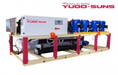 Yudo Centralized Chiller Water Cooled 45 to 250 TR by Yudo Suns Private Limited