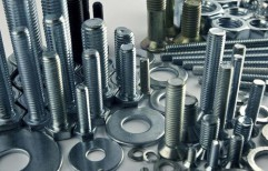 Alloy Steel Fasteners by Apexia Metal