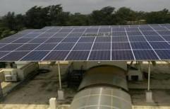Commercial Solar Power Generation System by RP Enterprises