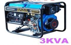 Diesel Generator 3kVA by Maharashtra Traders