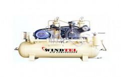 Pet High Pressure Air Compressor by Kalpana Engineering