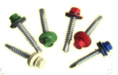 Self Drilling Screw ( Color Head) by Maharashtra Traders
